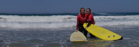 Certified Surf Coaches
